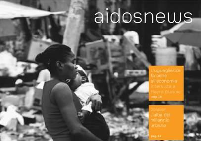 AIDOS News. Rivista trimestrale anno 2007