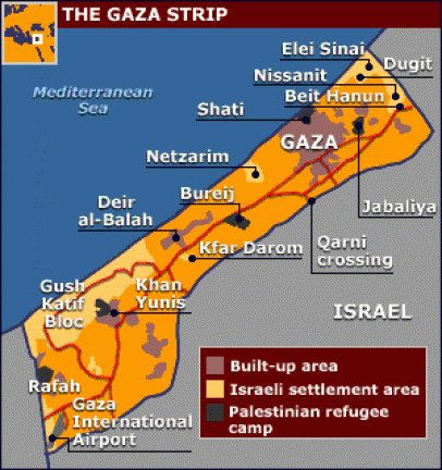 PALESTINE – Gaza Strip. Establishment of Women's Centers for reproductive health care, social assistance, legal counselling and community education
