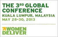 Women Deliver 2013: Investire sulle donne e sulle ragazze