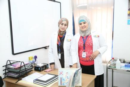 Giordania: Centro Salute donne siriane rifugiate