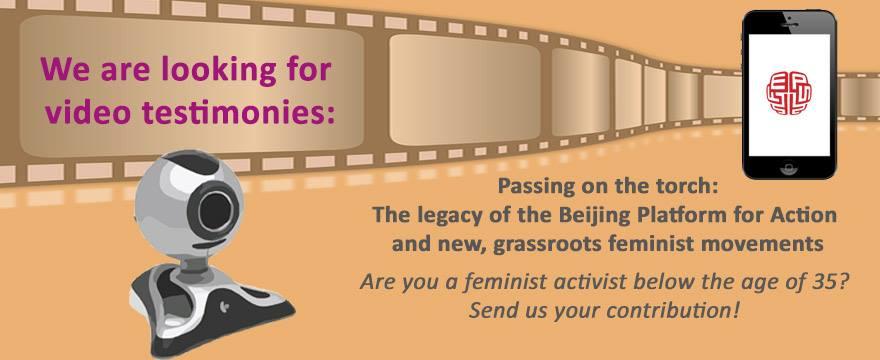 Passando il testimone: l'eredità della Piattaforma d'azione di Pechino e i nuovi movimenti femministi di base