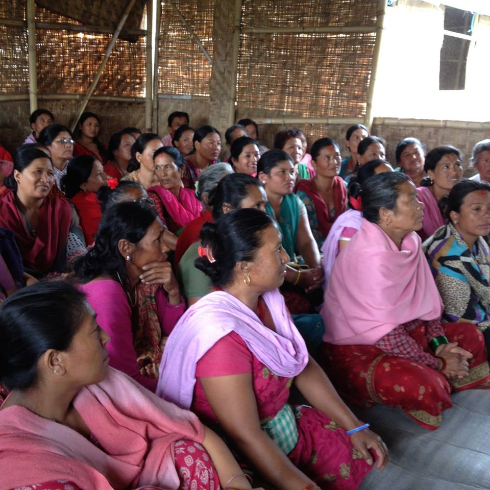 Dal Nepal due testimonianze dal campo