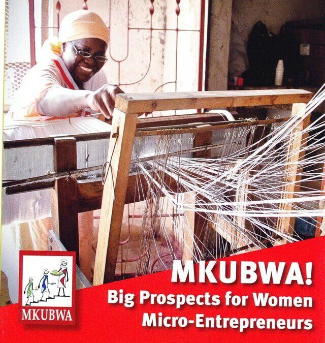 """TANZANIA – Promozione dell'imprenditoria femminile: Incubatore virtuale di imprese (TVBI) """"MKUBWA"""""""