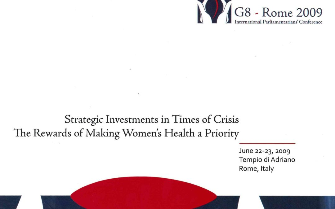 Strategic Investments in Times of Crisis – The Rewards of Making Women's Health a Priority.
