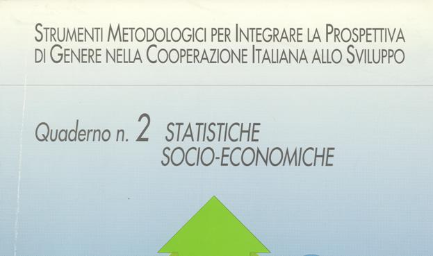 Statistiche socio-economiche. Quaderno n. 2