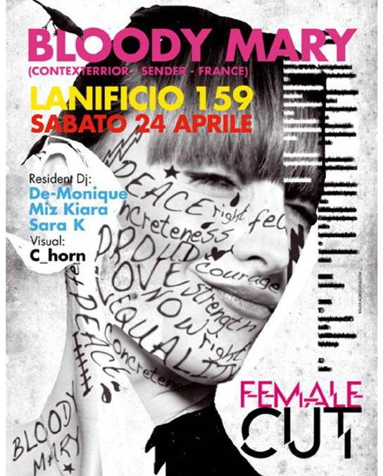 Female Cut: evento di musica, video e arte tutta al femminile