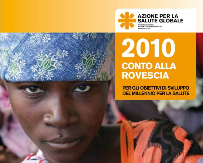 Presentato il IV Rapporto di Azione per la salute globale