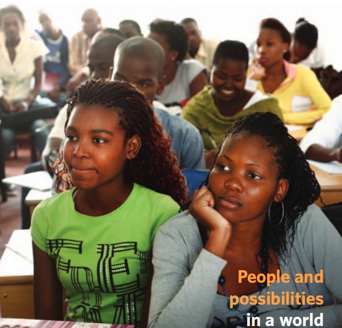Rapporto UNFPA – Lo stato della popolazione nel mondo 2011.  Il mondo a 7 miliardi: le persone, le opportunità! Edizione italiana a cura di AIDOS