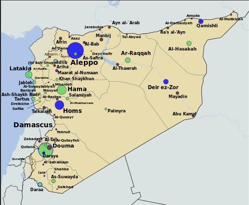 SIRIA – Rafforzamento delle capacità di 4 cliniche della Syrian Family Planning Association (SFPA) di far fronte alla violenza contro le donne