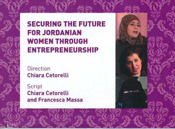 Video – Securing the future for Jordanian women through entrepreneurship