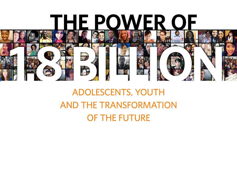 Rapporto sullo stato della popolazione nel mondo 2014: la forza di 1,8 miliardi