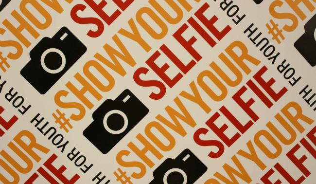 #ShowYourSelfie. Libere dalla violenza