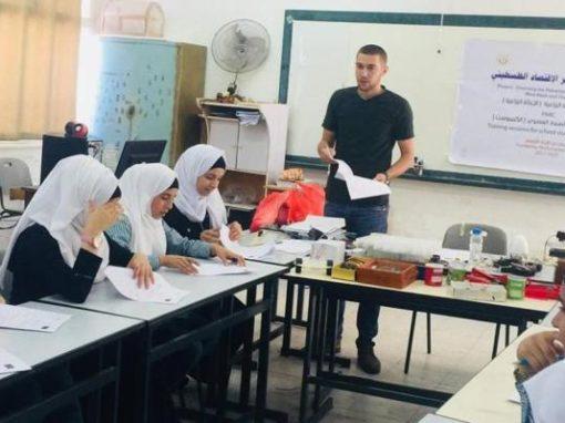 PALESTINE – Greening the Palestinian Economy: support to civil society organizations