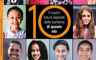 """Rapporto UNFPA – Lo stato della popolazione nel mondo 2016: """"10"""",  il nostro futuro dipende dalle bambine di questa età. Edizione italiana a cura di AIDOS"""