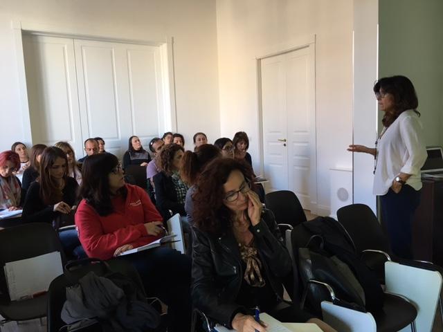La formazione a Catania
