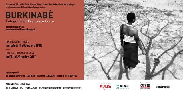 Roma 11/20 Ottobre – Burkinabè – Mostra fotografica di Francesco Cocco