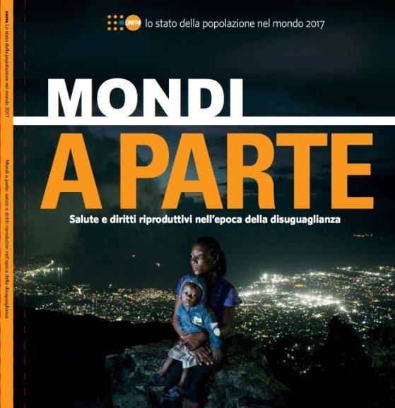 17 ottobre: il nuovo rapporto sullo Stato della popolazione nel mondo 2017