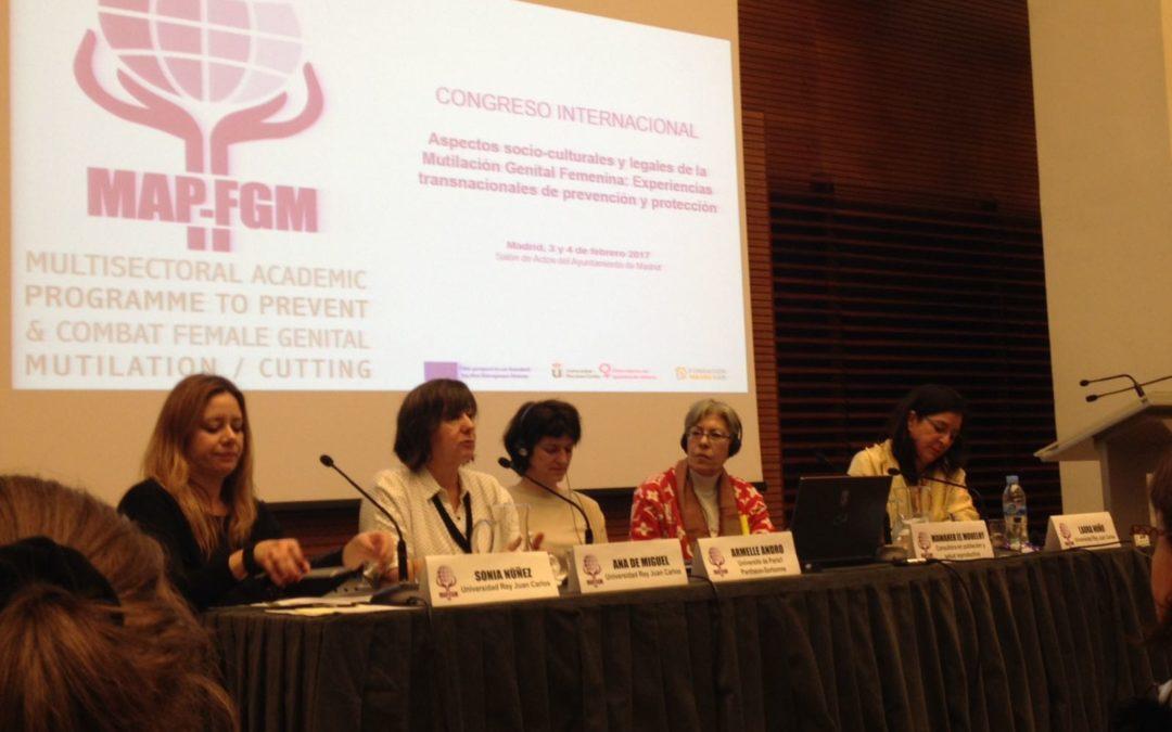 """""""FGM/E: dalla Medicina all'Antropologia Critica"""". IV Seminario internazionale del progetto MAP-FGM"""