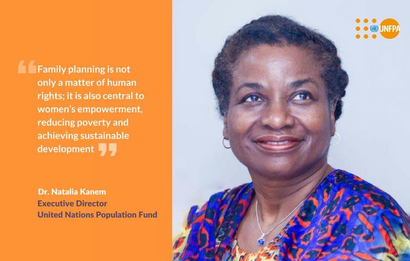 11 luglio – Unfpa: la pianificazione familiare è un diritto umano