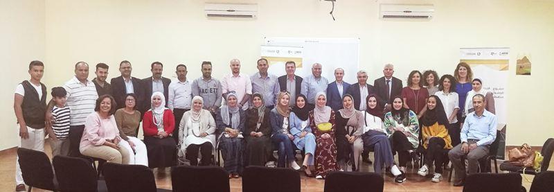 GIORDANIA – Azioni integrate per l'accesso al mercato del lavoro di rifugiati/e siriani/e e giordani/e vulnerabili