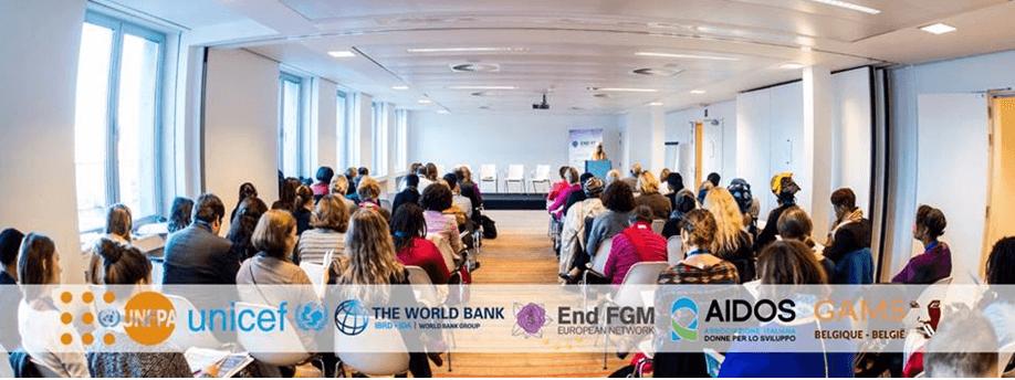 """""""Unire gli sforzi per porre fine alle MGF/E"""": Conferenza internazionale. Fotogallery dell'evento"""