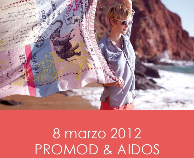 Shopping solidale con Promod!