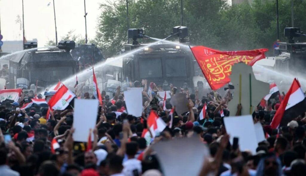 Diritto alla vita e alla protesta in Iraq: basta repressione delle difensore e difensori dei diritti umani