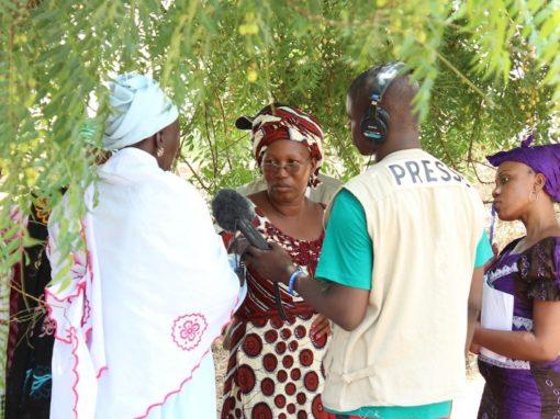 BURKINA FASO – Awareness-raising activities about pedophilia in Burkina Faso, using radios as an instrument of sensibilization of the population