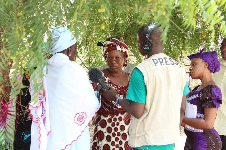 BURKINA FASO – Sensibilizzazione della popolazione del Burkina Faso sulla pedofilia attraverso la radio