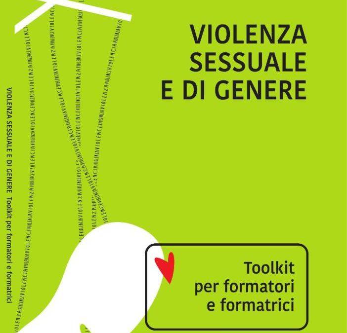 Violenza sessuale e di genere. Toolkit per formatori e formatrici