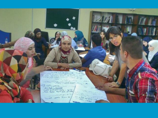 JORDAN – Strengthen the capacity of Jordanian civil society to advocate for women's rights and prevent gender-based violence (GBV)