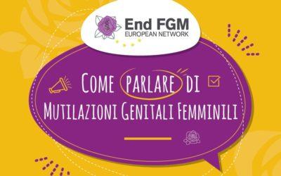 Come parlare di mutilazioni genitali femminili