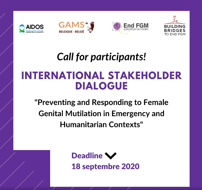 Call for Participants: FGM in Emergency and Humanitarian Contexts