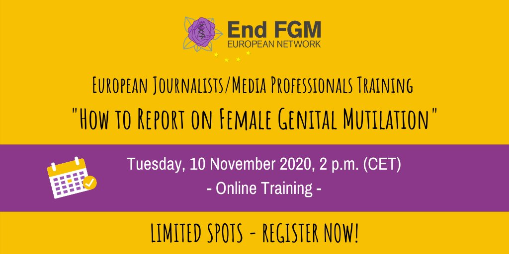How to report on Female Genital Mutilation