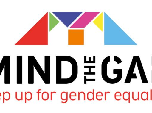 MIND THE GAP: Step up for gender equality