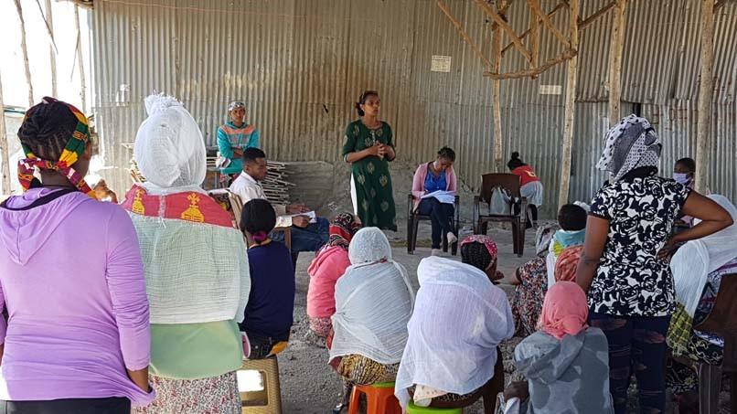 ETIOPIA – Accesso al credito per l'empowerment delle donne in Etiopia